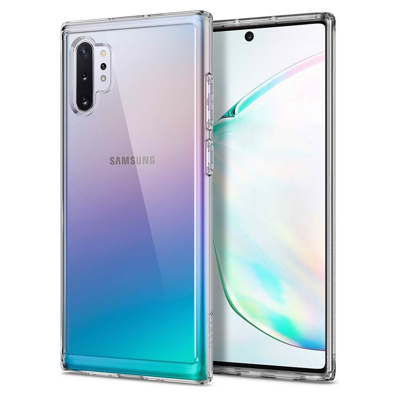 Ốp Samsung Galaxy Note 10 Plus Crystal Hybrid