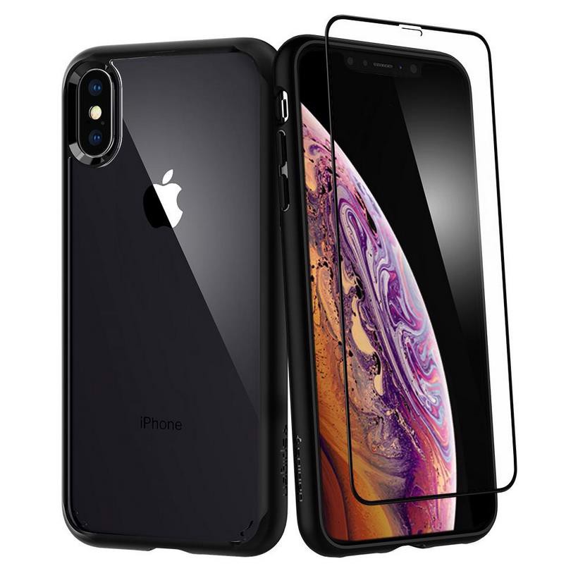 Ốp Lưng IPhone XS/X Spigen Case Ultra Hybrid 360