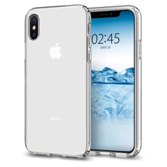Ốp IPhone XS Spigen Crystal Flex Crystal