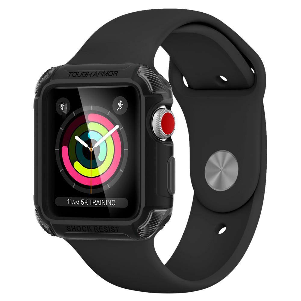Ốp Apple Watch Series 3/2 (38mm) Spigen Tough Armor 2