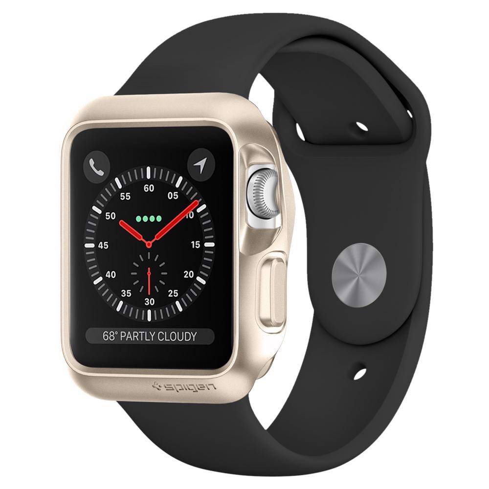 Ốp Apple Watch Series 3/2/1 (42mm) Spigen Slim Armor