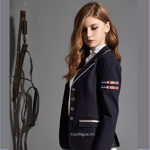 Áo vest cưỡi ngựa nữ