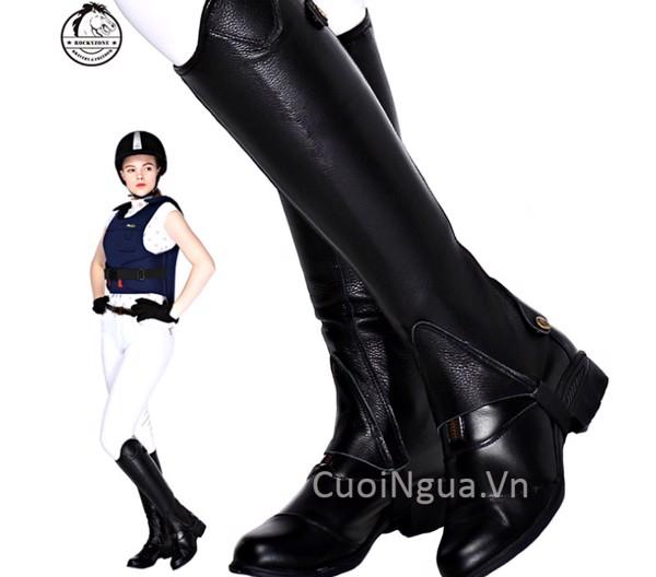 Bọc ống cưỡi ngựa bảo vệ chân