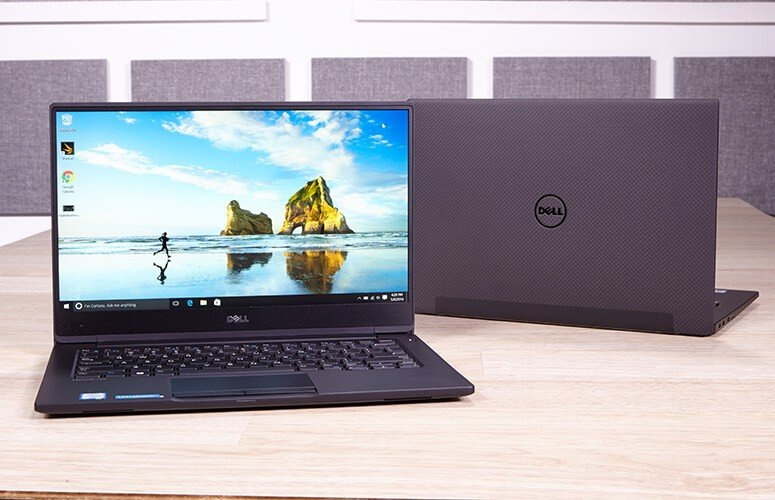 Dell Latitude 7370 - Intel Core M7-6Y75/8G/SSD 256GB/13.3 inch 3K