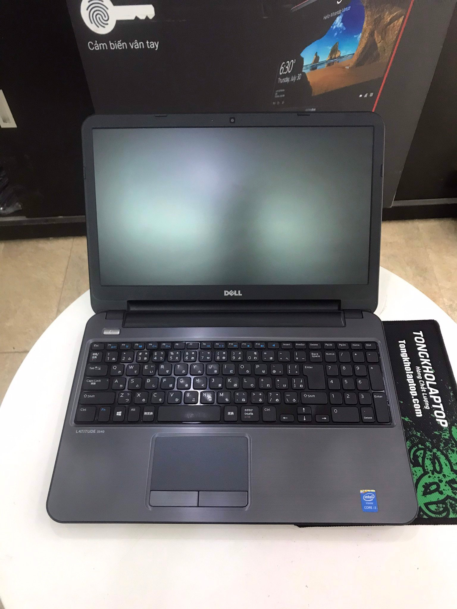 Dell Latitude 3540 - Intel Core i3-4005U/4G/SSD 128GB/15.6 inch