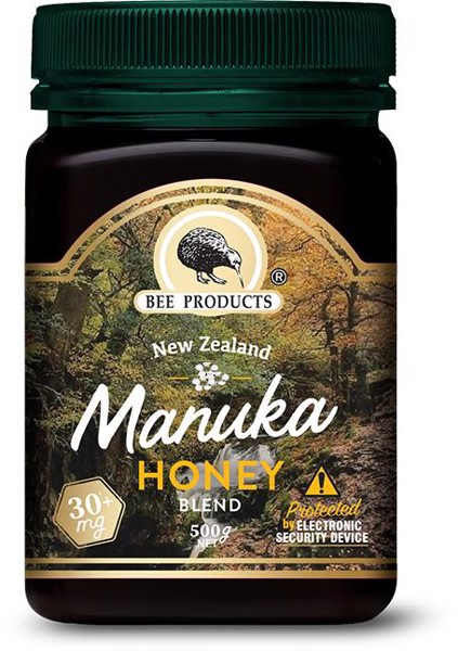 Best Seller Mật ong Manuka MGO 30+ Bee Products New Zealand 500g