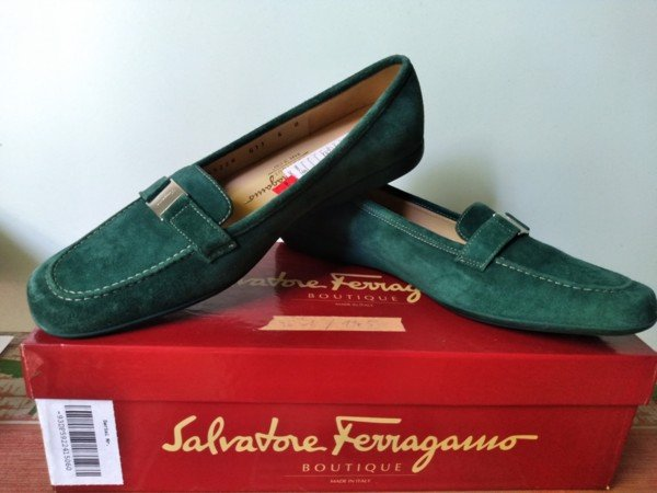 MS01 Salvatore Ferragamo size 36