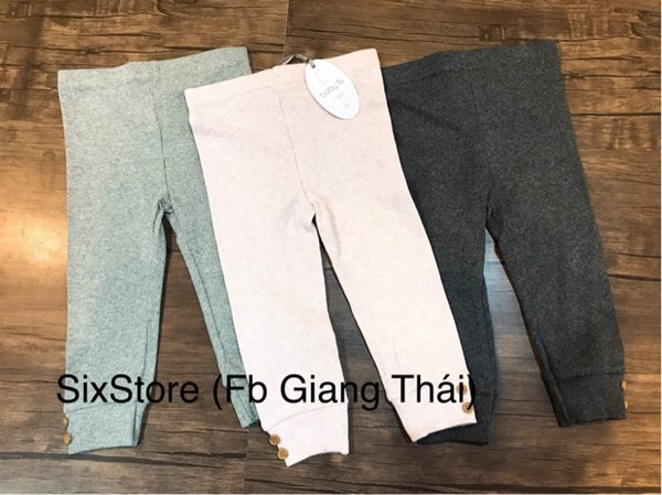 Set 3 quần legging Tu