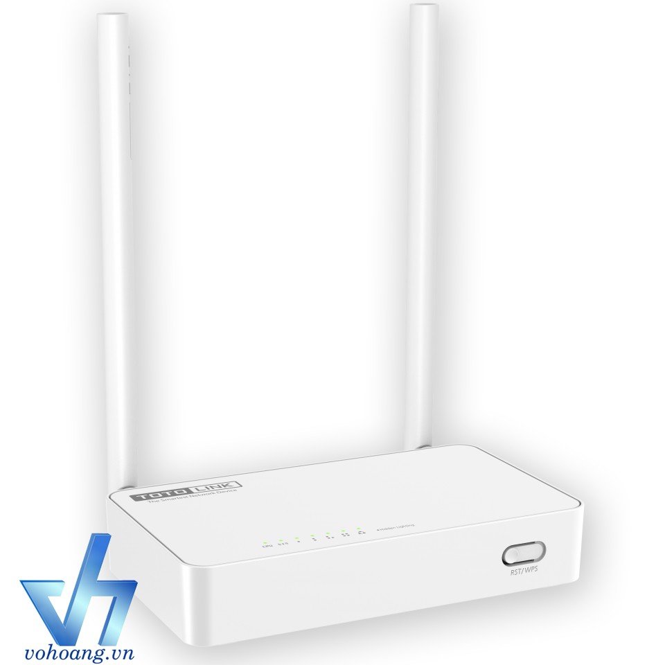 Router ToToLink N350RT | Router Wi-Fi Chuẩn N Tốc Độ 300Mbps