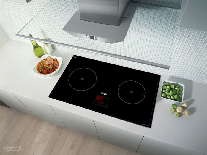 Hình ảnh bếp từ đôi Chefs EH-DIH890