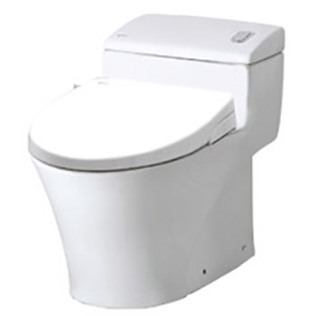 Bồn cầu Inax nắp shower toilet AC-1008R + CW-S15VN