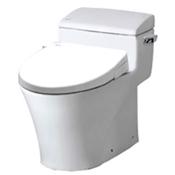 Bồn cầu Inax nắp shower toilet AC-1017R + CW-S15VN