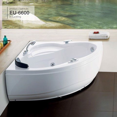 Bồn tắm massage EUROKING EU EU-6600
