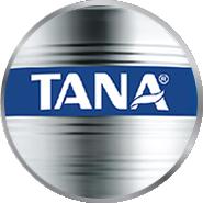 Logo Tân Á trên mặt