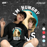 Áo thun BOSS DOG - I'M HUNGRY INK248