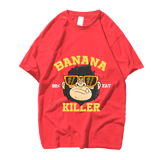 Áo thun BANANA KILLER INK235