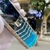 Vertu signature S Cyan Leather