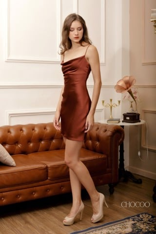 BAILEY MINI DRESS DW1902