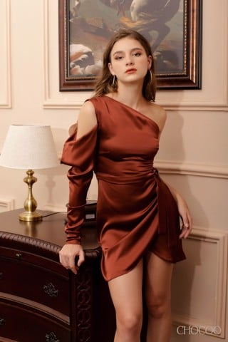 KAROLINA MINI DRESS DW1903