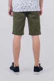 Quần short khaki nam form vừa co giãn SP20SS03P-NM