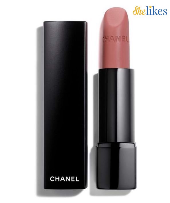 Son Lì Chanel Rouge Allure Velvet Extreme Màu 102 Modern ( NEW)