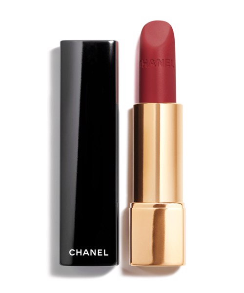 Son Chanel Rouge Allure Velvet Màu 58 Rouge Vie