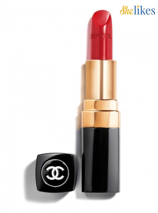 Son Chanel Rouge Coco 466 Carmen