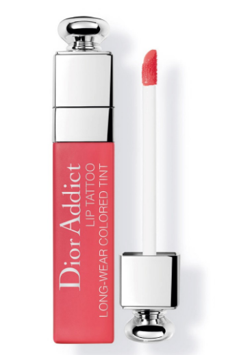 Son Dior Addict Lip Tattoo Màu 451 Natural Coral Tint