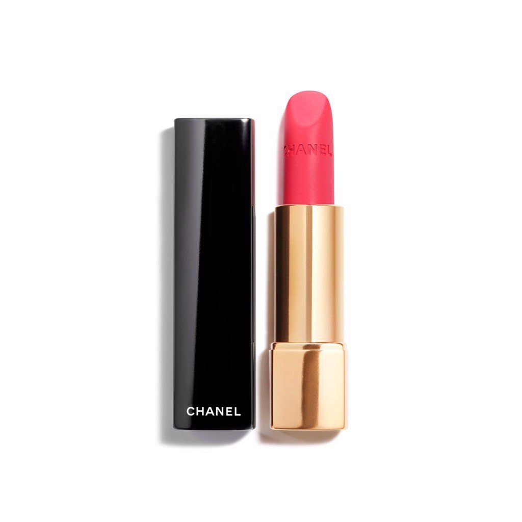Son Chanel Rouge Allure Velvet Màu 43 La Favorite