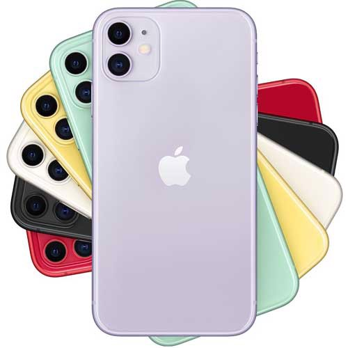 iPhone 11 64GB Sing QT - New