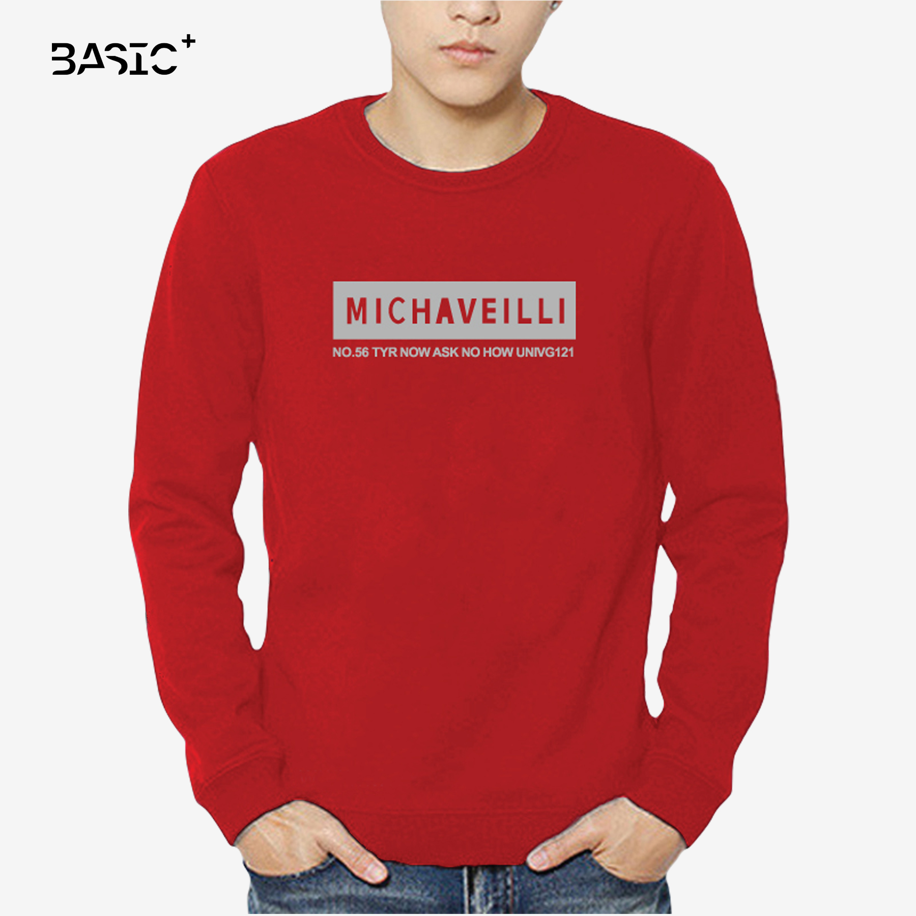 ÁO SWEATER MICHAVELLI