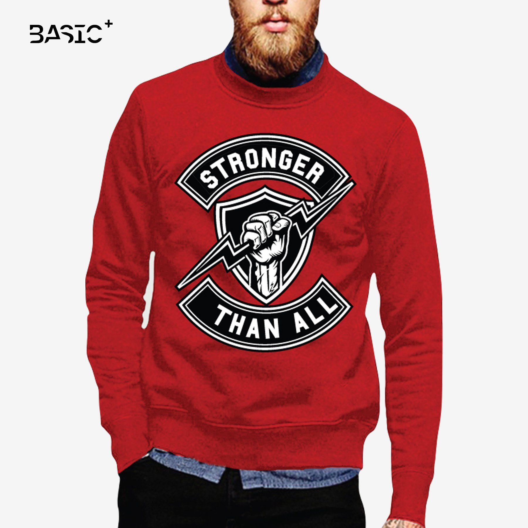 ÁO SWEATER STRONGER