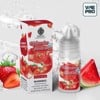 WATERMELON STRAWBERRY ICE (DƯA HẤU DÂU TÂY LẠNH) - KING SALTNIC 30ML