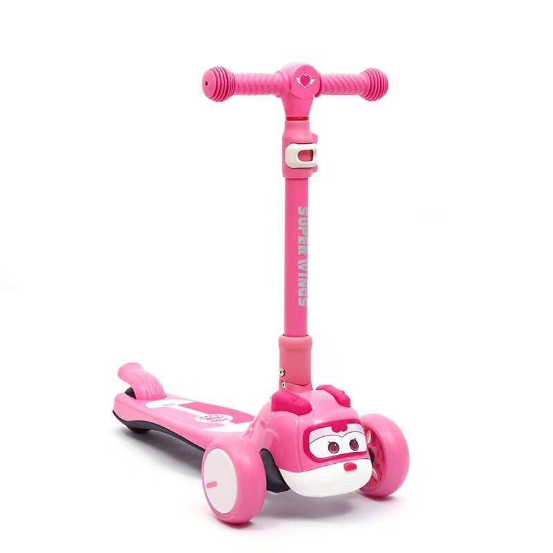 Xe Scooter Super Wings