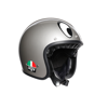 X70 AGV ASIA MULTI ASIAN FIT MONTJUIC SILVER