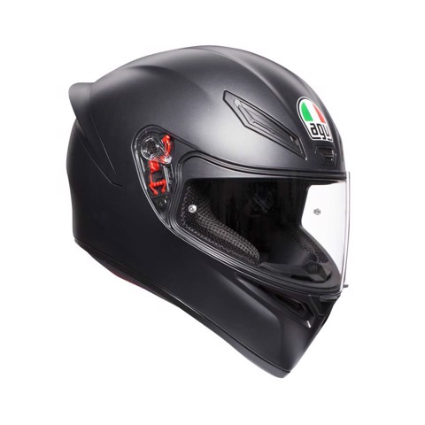 K1 AGV E2205 SOLID ASIA FIT MATT BLACK