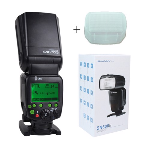 Đèn Flash Shanny SN600N
