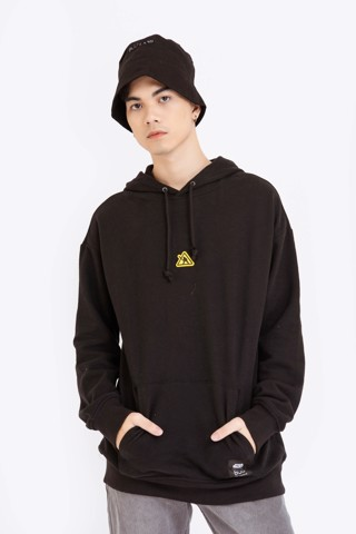 HOODIE NAM STAR WARS LUKE WARNING