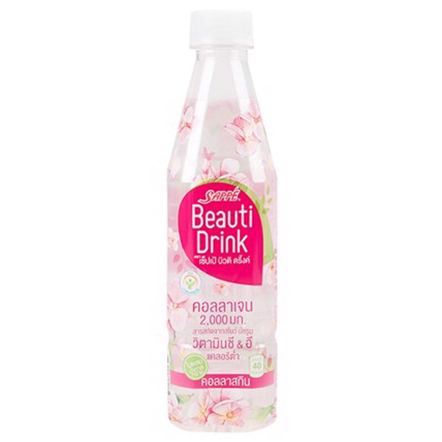 Nước Sappe Beauti Drink Collagen 360ml