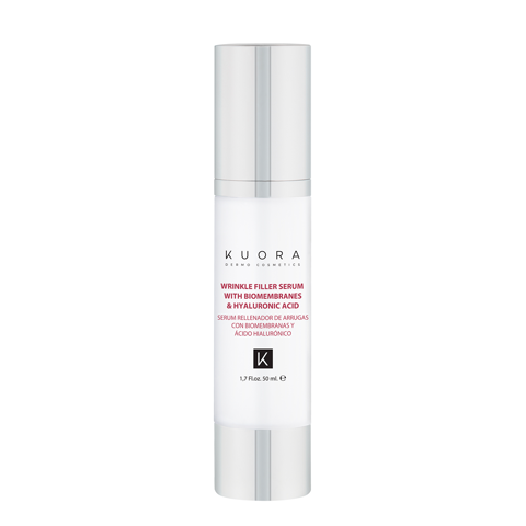 Wrinkle Filler Serum With Biomembranes & Hyaluronic Acid KUORA