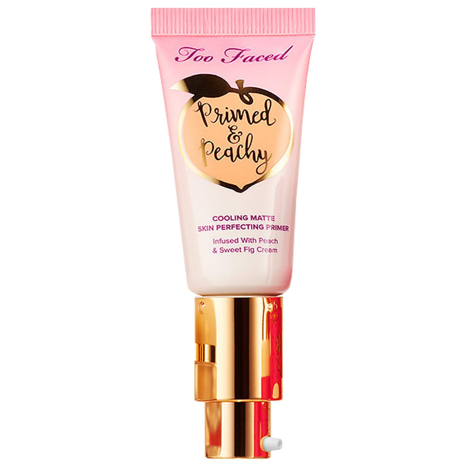 Kem lót TOO FACED PRIMED & PEACHY COOLING MATTE SKIN PERFECTING PRIMER Mini