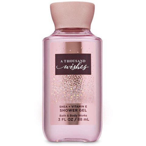 Sữa Tắm Bath & Body Works A THOUSAND wishes Shower Gel 88ml