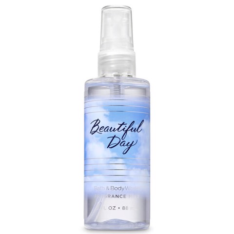 Xịt thơm toàn thân Bath & Body Works Beautiful Day 88ml