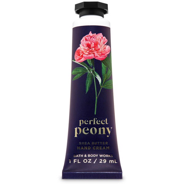 Kem dưỡng da tay Bath & Body Works perfect peony 29ml Mini
