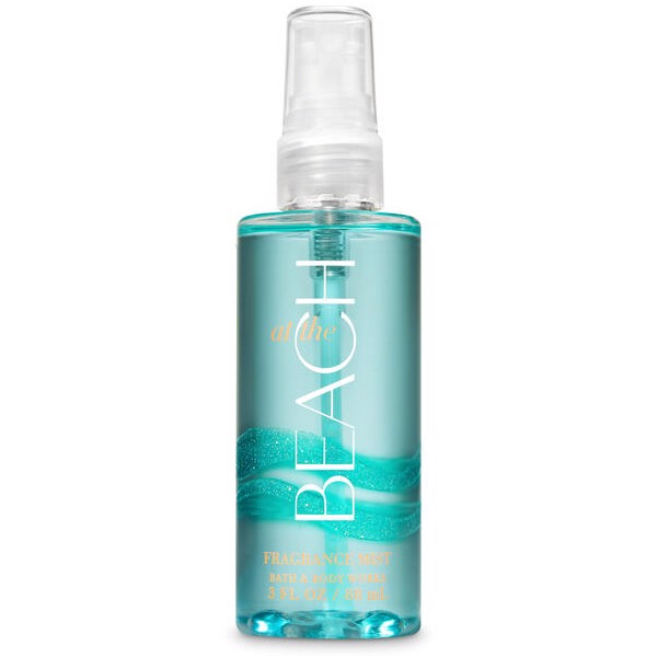 Xịt thơm toàn thân Bath & Body Works at the BEACH 88ml