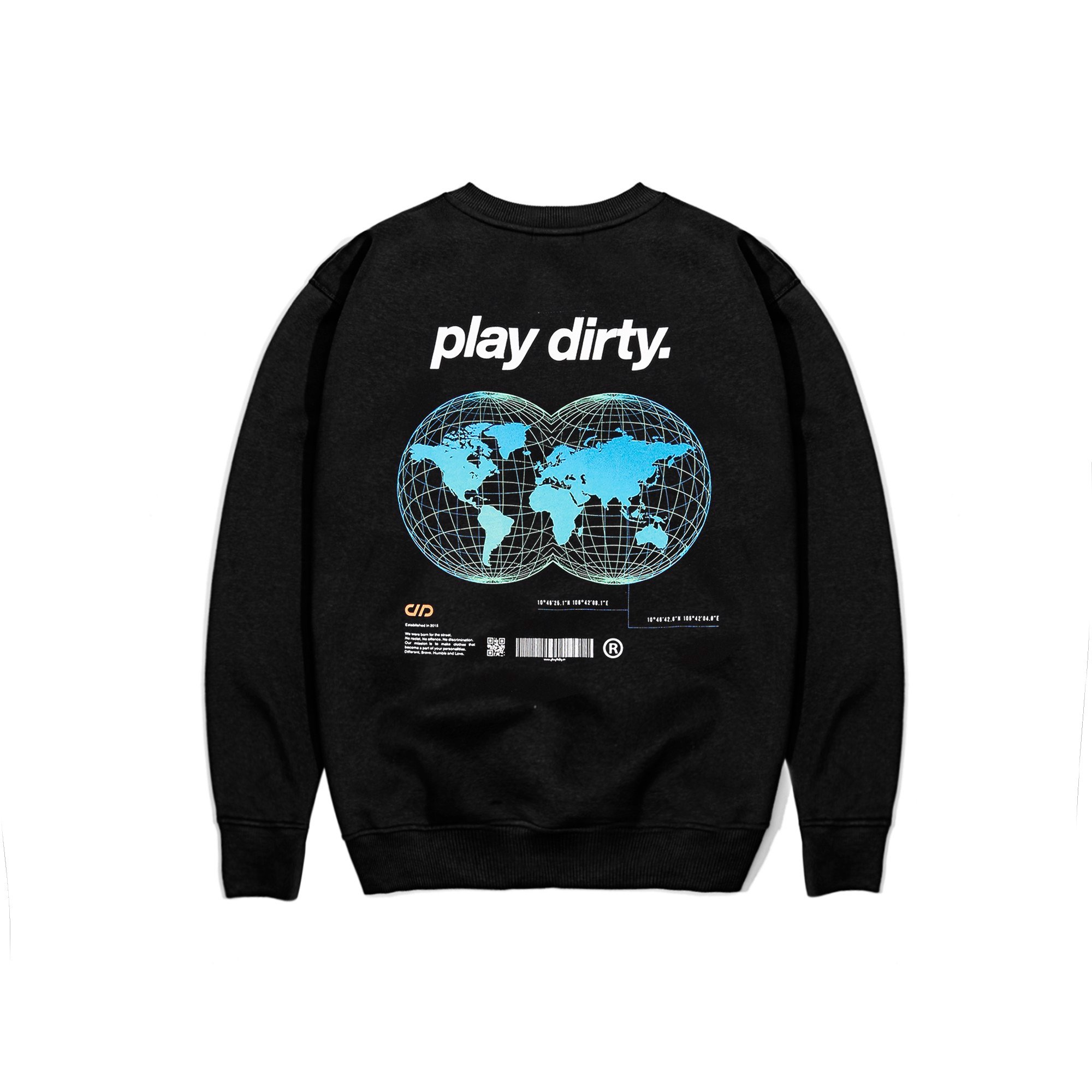 PD Worlwide Sweater