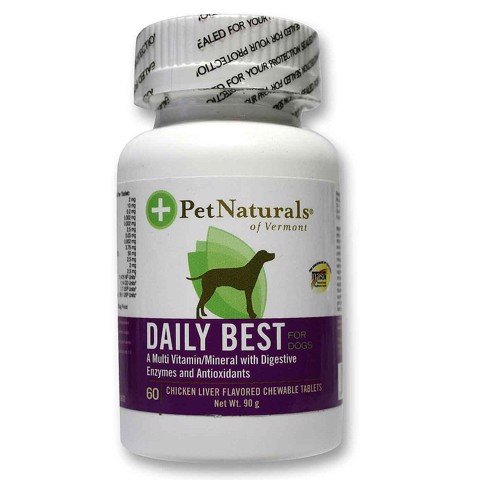 Daily Best Pet Natural 60v