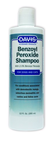 David Benzoyl Peroxide Shampoo 355ml