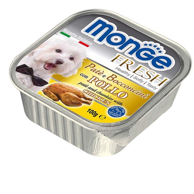 Monge Fresh Chicken 100g