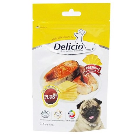 GD15 Delicio Sal & Cheese 70gr